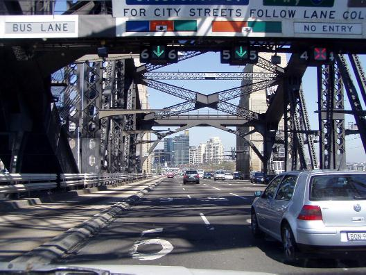 Sydney Harbour Bridge History Pictures Information
